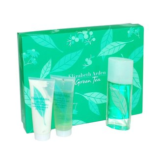 Elizabeth Arden Green Tea Gift Set: EdP 100ml+BL 100ml+SG 100ml