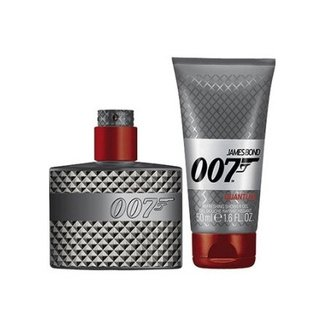 James Bond 007 Quantum Gift Set: EdT 30ml+SG 50ml