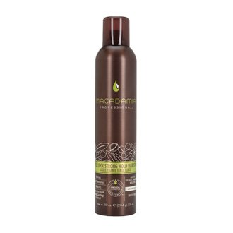 Macadamia Style Lock Strong Hold Hairspray 328ml